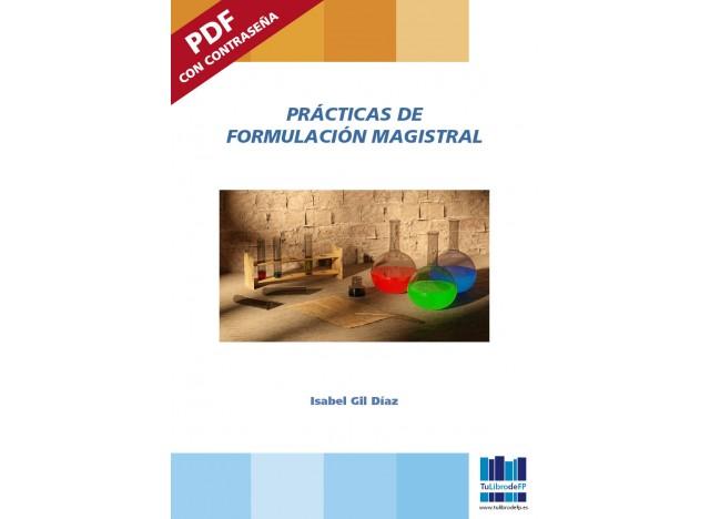 Prácticas de formulación magistral