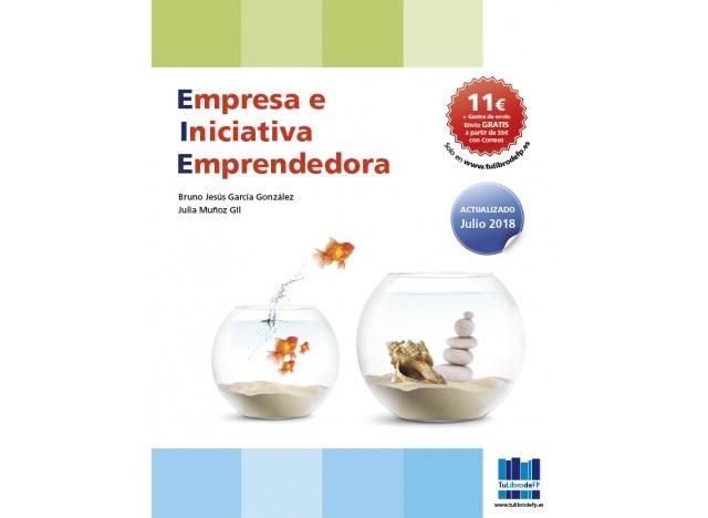 Empresa e iniciativa emprendedora 2018