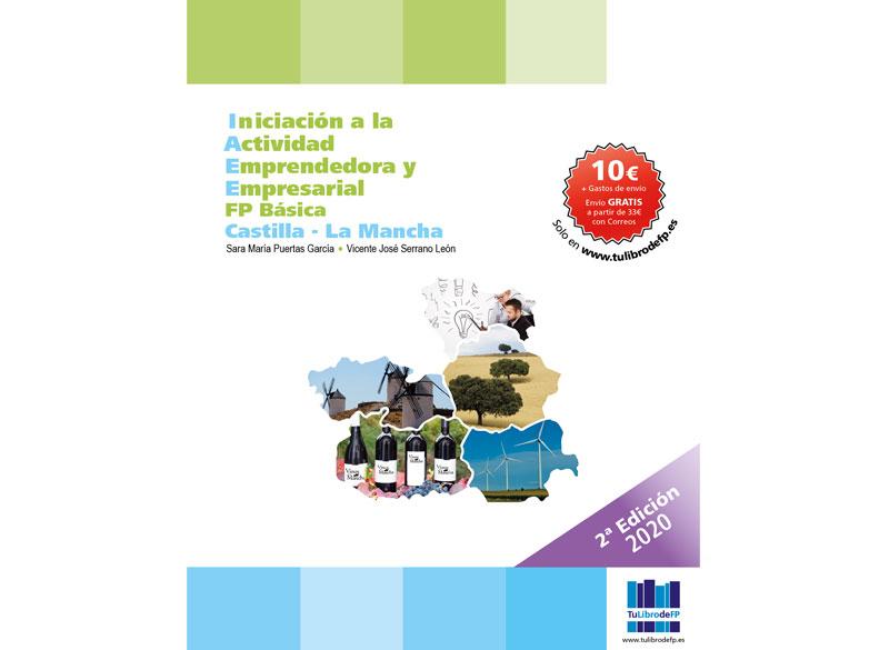Iniciación a la Actividad Emprendedora y Empresarial Castilla la Mancha