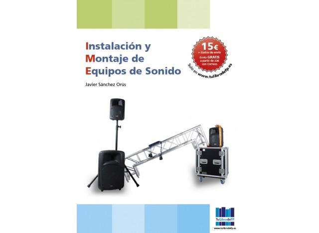 Instalación y montaje de equipos de sonido