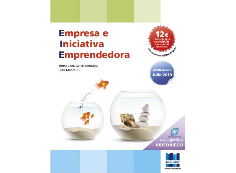 Empresa e iniciativa emprendedora 2019