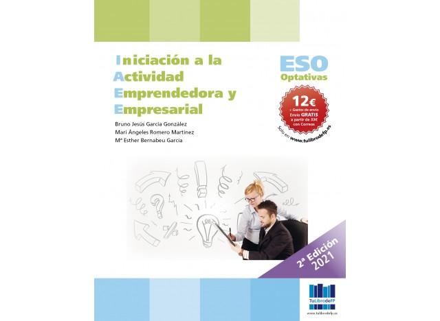 Iniciación a la Actividad Emprendedora y Empresarial 2021