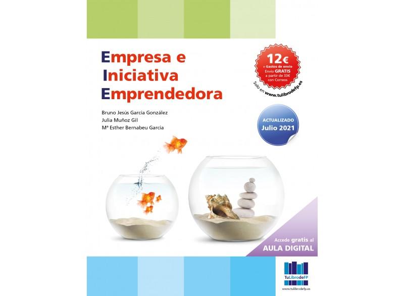 Empresa e iniciativa emprendedora 2021