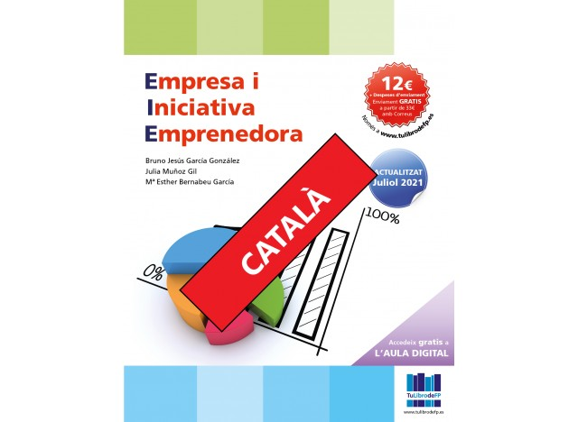 Empresa I iniciativa emprenedora CATALAN 2021
