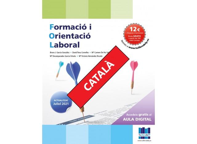 Formació i orientació laboral CATALÁ 2021