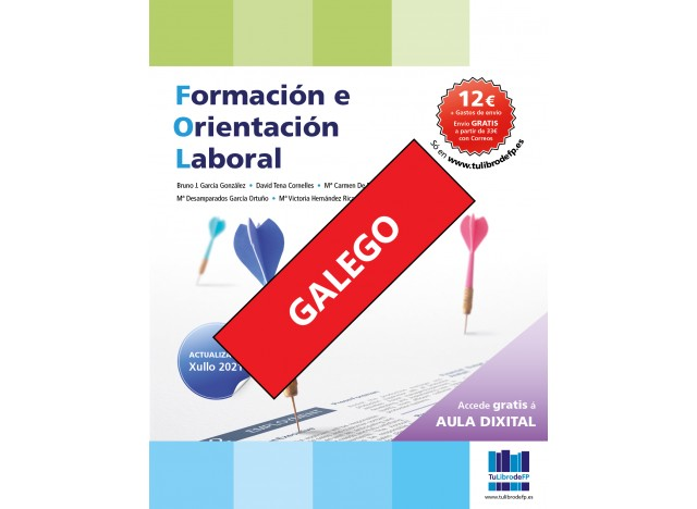 GALEGO - Formación E orientación laboral 2021